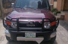 Neat Nigerian used 2008 Toyota FJ CRUISER