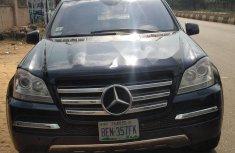 Very Clean Nigerian used Mercedes-Benz GL-Class 2010