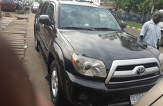 Nigeria Used Toyota 4-Runner 2007 Model Green