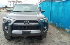 Foreign Used Toyota 4-Runner 2015 Model Gray