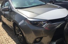 Very Sharp Foreign used Toyota Corolla 2014 Model