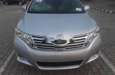 Foreign Used Toyota Venza 2009 Model Silver