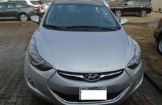 Very Clean Nigerian used 2012 Hyundai Elantra