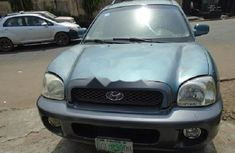 Very Clean Nigerian used 2003 Hyundai Santa Fe