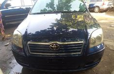 Very Clean Nigerian used Toyota Avensis 2003