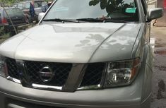 Foreign Used Nissan Pathfinder 2008 Model Silver