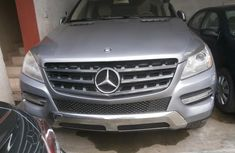 Very Clean Foreign used Mercedes-Benz ML350 2012