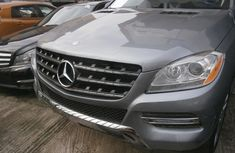 Very Clean Foreign used Mercedes-Benz ML350 2015
