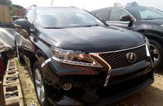 Foreign Used Lexus RX 2013 Model Gray