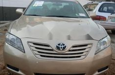 Foreign Used Toyota Camry 20009 Model Beige