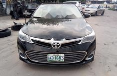 Nigeria Used Toyota Avalon 2014 Model Black