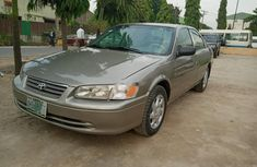 Nigeria Used Toyota Camry 2001 Model Gray