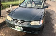 Very Clean Foreign used Toyota Corolla 2001