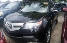 Very Clean Nigerian used Acura MDX 2007