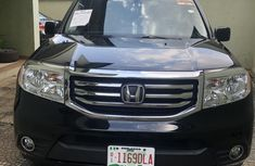 Nigeria Used Honda Pilot 2015 Model Black