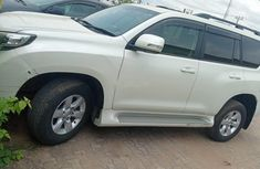 Foreign Used Toyota Highlander 2017 Model White