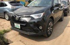 Very Clean Nigerian used Toyota RAV4 2017