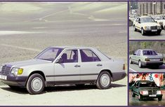 Check out photos of the popular Mercedes-Benz V-Boot as it clocks 35 years old