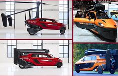 World's first mass-production flying car goes on sale for ₦216 million