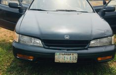 Nigeria Used Honda Accord 1998 Model Black
