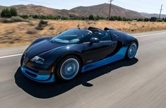 Bugatti Veyron reveals a shocking replacement cost for its spare parts