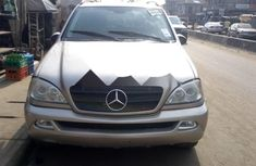 Very Clean Foreign used Mercedes-Benz ML 320 2003