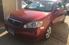 Very Clean 2005 Toyota Corolla Direct Tokunbo