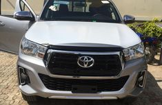Clean New Toyota Hilux 2019 Model