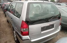 Foreign Used Mitbushi Spacewagon 2002 Model Silver for Sale