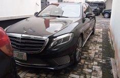 Super Clean Nigerian used 2015 Mercedes-Benz S550