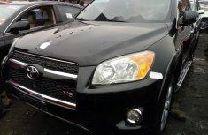 Foreign Used Toyota RAV4 2015 Model Black