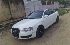 Nigeria Used Audi A6 2009 Model White