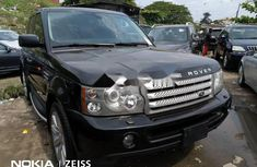 Clean Foreign used Land Rover Range Rover Sport 2008
