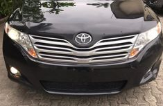Foreign Used Toyota Venza 2010 Model Black