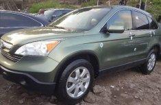 Foreign Used Honda CR-V 2008 Model Green