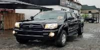 Very Clean Foreign used 2011 Toyota Tacoma