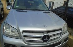 Neat Nigerian used 2007 Mercedes-Benz GL-Class
