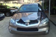 Foreign Used Acura RDX 2008 Model Brown