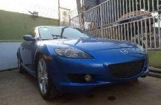 Nigeria Used Mazda RX-8 2007 Model Blue
