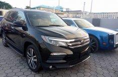 Foreign Used Honda Pilot 2017 Model Black
