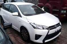 Very Clean Foreign used Toyota Yaris 2015