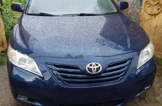 Foreign Used Toyota Camry 2007 Model Blue