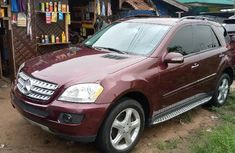 Very Clean Foreign used Mercedes-Benz ML350 2008