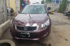Nigeria Used Honda Accord 2008 Model