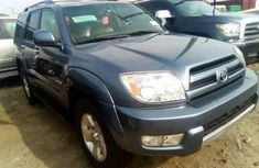 Foreign Used Toyota 4-Runner 2005 Model Blue