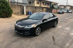 Clean Foreign used Honda Accord 2016
