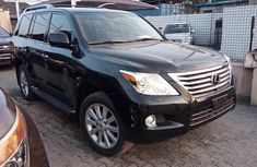 Very Clean Foreign used 2012 Lexus LX