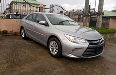 Foreign Used Toyota Camry 2017 Model Silver
