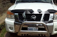 Clean Foreign used 2009 Nissan Titan 5.6