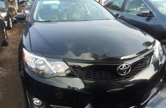 Super Clean Tokunbo Toyota Camry 2013